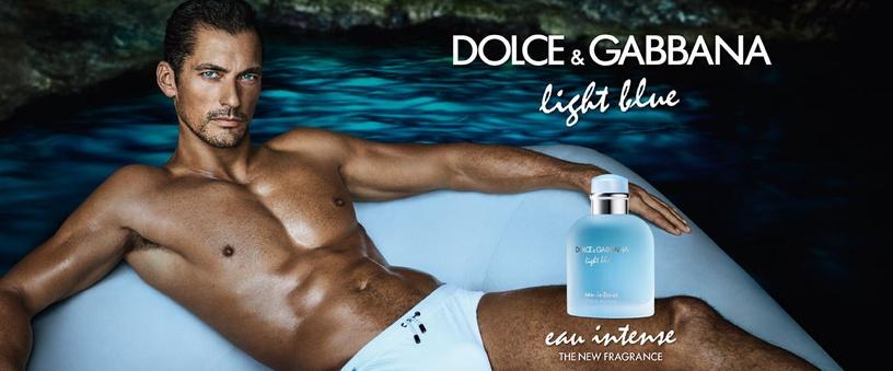 Parfimērijas ūdens Dolce & Gabbana Light Blue Eau Intense Pour Homme 200ml EDP