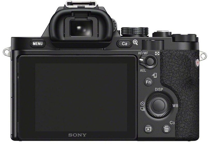 Sony ILCE-7 Body Black