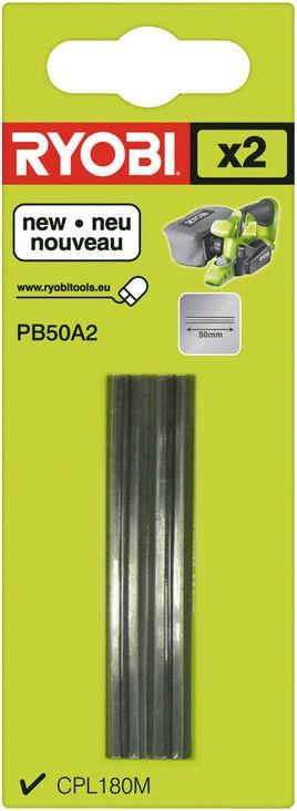 Ryobi PB50A2 Planer Blade 2pcs