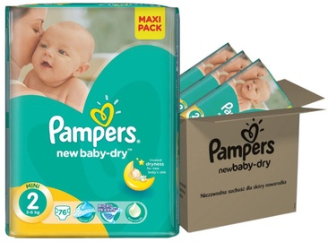 Pampers New Baby-Dry S2 3x76