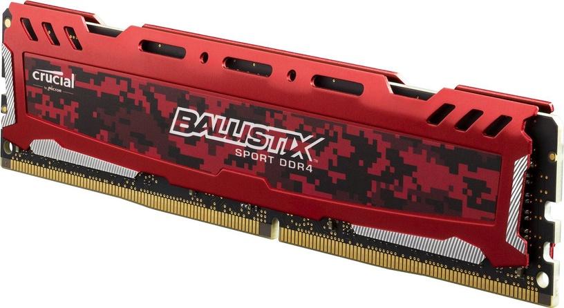 Crucial Ballistix Sport LT 32GB 2400MHz CL16 DDR4 DIMM KIT OF 2 BLS2C16G4D240FSE