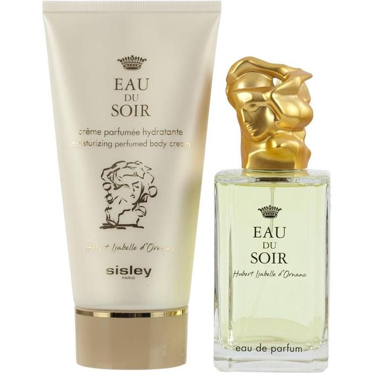 Sisley Eau du Soir 30ml EDP + 50ml Body Cream