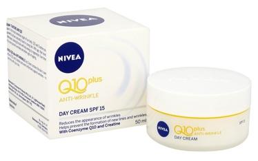 Nivea Q10 Plus Anti Wrinkle Day Cream FP15 50ml