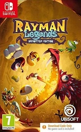 Rayman Legends Definitive Edition SWITCH Digital Download