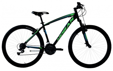 Henry Hogan UOMO MTB 27.5'' Black/Green