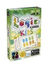 Stalo žaidimas Brain Games, Logic Cards Kids