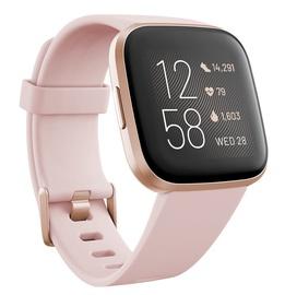 Fitbit Versa 2 Petal Copper Rose Aluminium