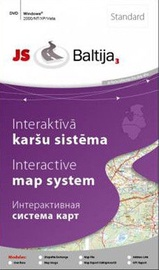 Jāņa Sēta Baltic Map for Garmin