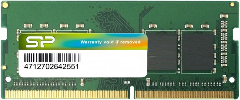 Silicon Power 16GB 2400MHz CL17 DDR4 SODIMM SP016GBSFU240B02