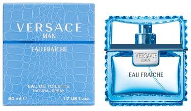 Tualetinis vanduo Versace Man Eau Fraiche 50ml EDT