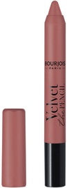 Huulepulk BOURJOIS Paris Velvet The Pencil Matt 03, 3 g