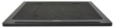 Klēpjdatoru dzesētājs SilentiumPC Glacier NC400 Notebook Cooler Black
