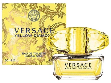 Kvepalai Versace Yellow Diamond 50ml EDT