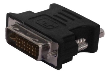Savio Adapter DVI / VGA Black