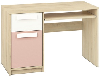 ML Meble Writing Desk Drop 14 Pink