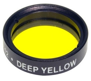 Levenhuk 1.25 Optical Filter Yellow
