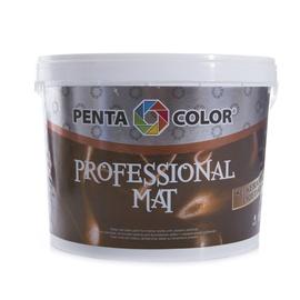 Krāsa dispersijas Pentacolor Professional Mat, 10 l, balta