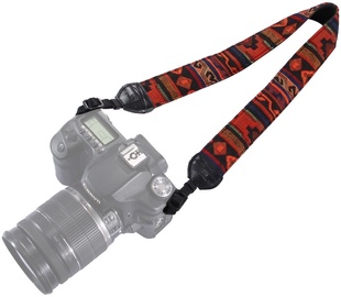 Fotocom Vintage Coloured Camera Strap SB-101