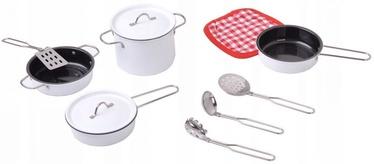 EcoToys Kitchen Accessories Set White