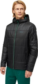Audimas Jacket With Thermal Insulation Black XXL