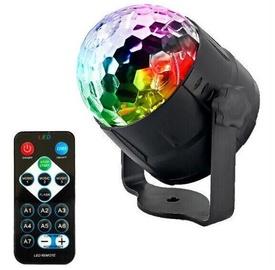 RGB LED diskoprojektor, erinevad värvid