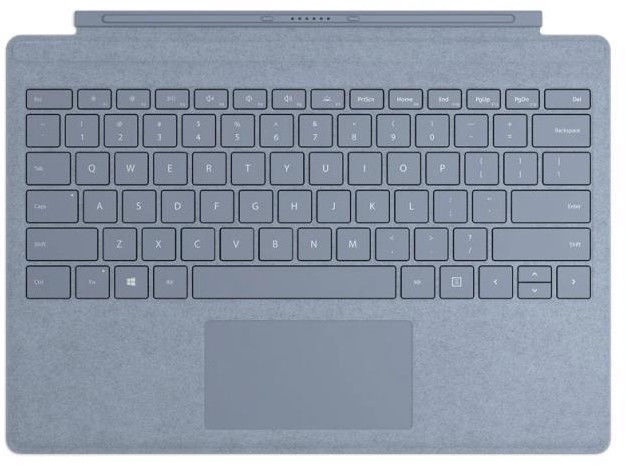 Microsoft Surface Pro Type Cover Blue