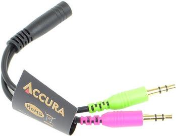 Accura Premium 2x MiniJack ACC2053