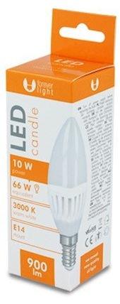 Forever E14 LED Bulb 10W Warm White