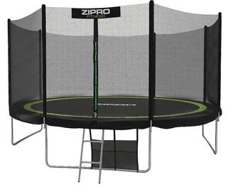 Zipro Trampoline 374cm with External Net + Shoe Bag