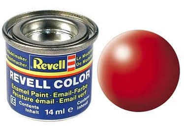 Revell Email Color 14ml Silk RAL 3026 Luminous Red 32332
