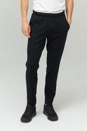 Audimas Merino Wool Blend Sweatpants Black 184/L