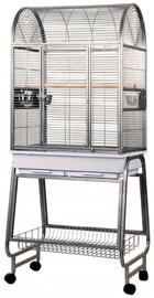 Клетка для птиц VLX Villa Nora 93083, 677 мм x 515 мм x 1540 мм
