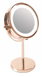 Rio MMST Cosmetic Makeup Mirror Rose Gold