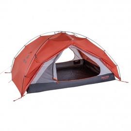 Trīsvietīga telts Marmot Alvar UL 3P, oranža/pelēka