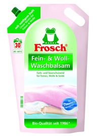 Vedel pesuvahend Frosch with Balsam, 1.8 l