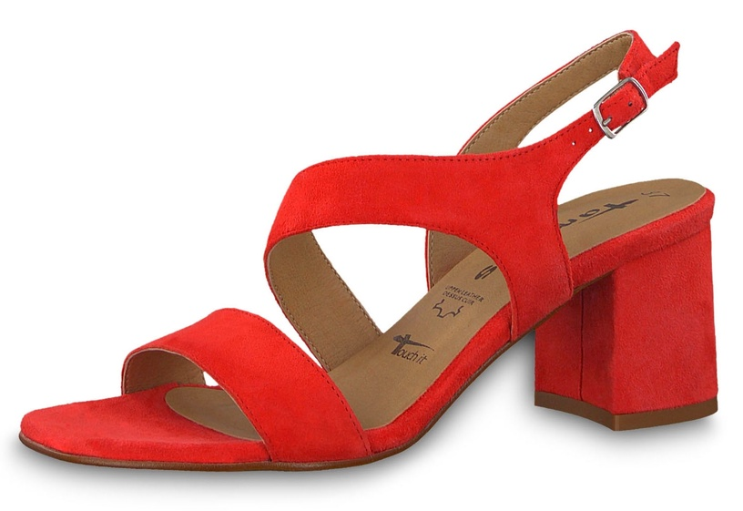 Tamaris Pam Healed Sandal 1-1-28385-22 Coral 37