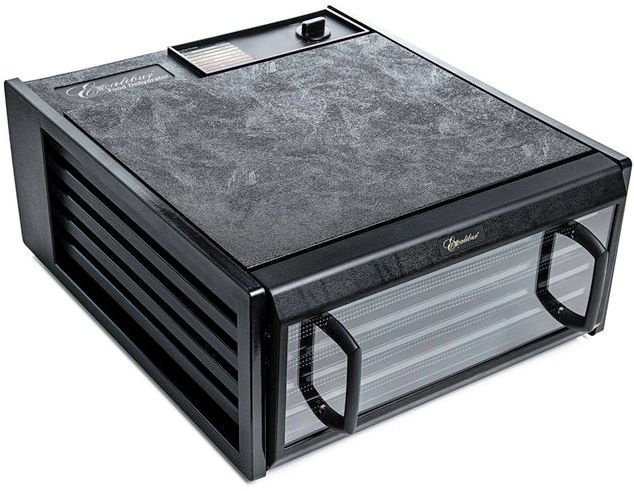 Excalibur 4500BCD 5 Trays Black