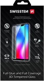Swissten Ultra Durable Full Face Screen Protector For Apple iPhone 11 Pro Max Black