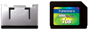 Transcend 1024MB MMCMobile High Speed MultiMedia Card