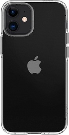 Spigen Liquid Crystal Back Case For Apple iPhone 12 Mini Transparent