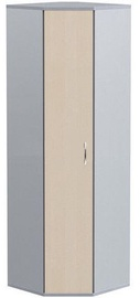 Skyland Imago CT 1.10 Corner Wardrobe Maple/Metallic