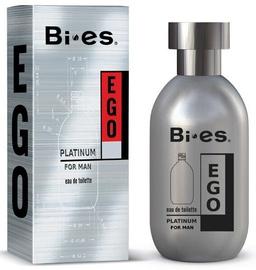 Tualetes ūdens BI-ES Ego Platinum 100ml EDT