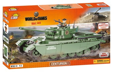 Cobi Small Army World Of Tanks Centurion I 3010