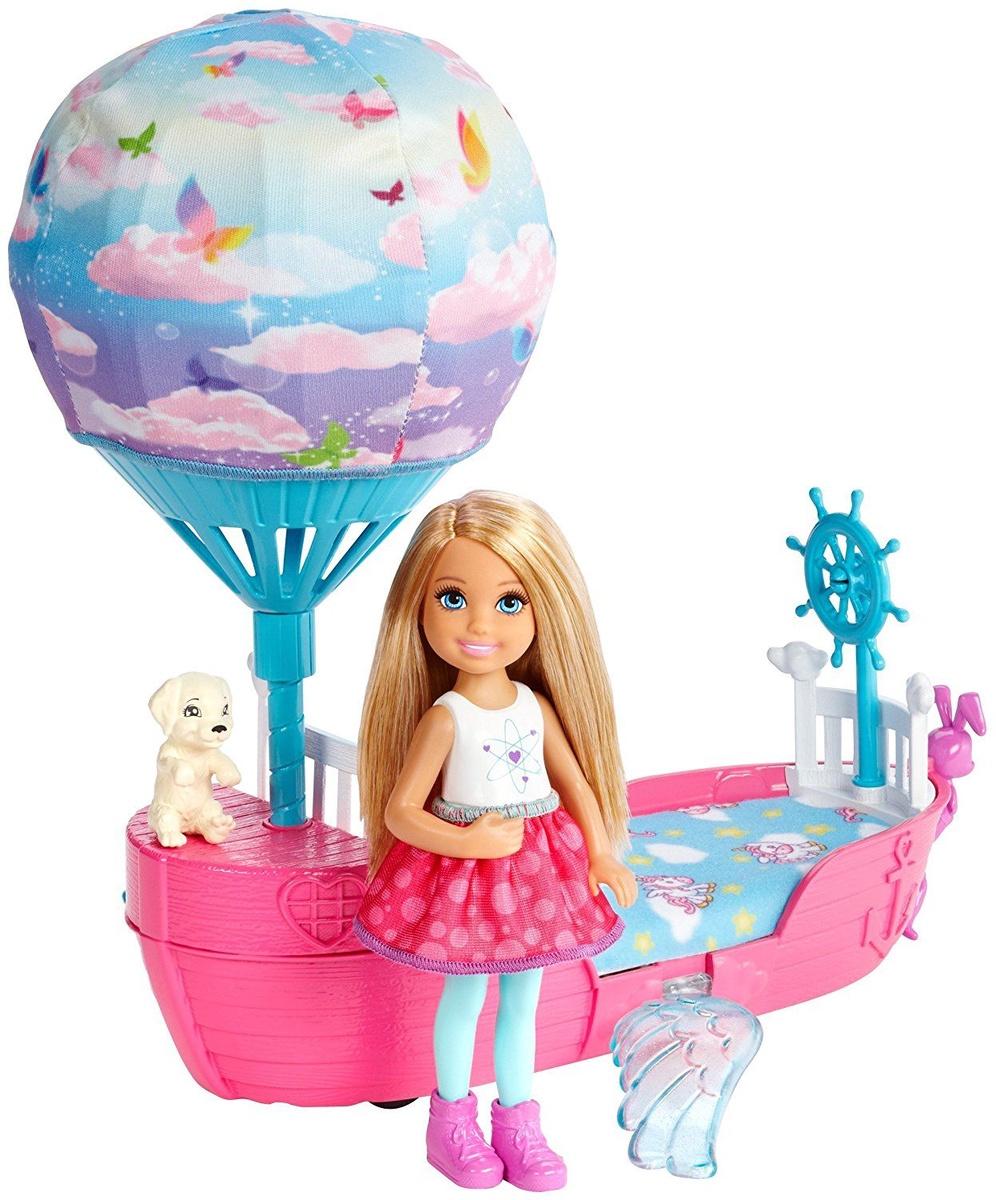 cd723898e4b Mattel Barbie Dreamtopia Magical Dreamboat DWP59