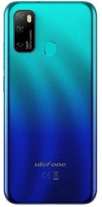 Mobilusis telefonas Ulefone Note 9P, mėlynas, 4GB/64GB