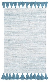 Ковер 4Living HipHop Blue, синий, 140x200 см