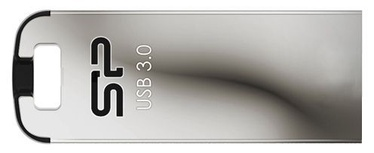 USB atmintinė Silicon Power Jewel J10 Silver, USB 3.0, 16 GB