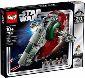 Konstruktors LEGO Star Wars Slave I 20th Anniversary Edition 75243