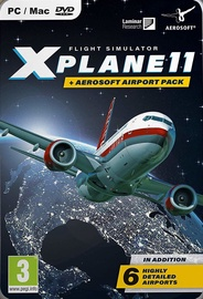 X-Plane 11 Aerosoft Airport Collection PC