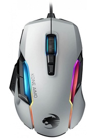 Roccat Kona Aimo Remastered RGB Optical Gaming Mouse White